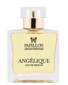 Angelique Eau de Parfum by Papillon Artisan Perfumes, at Luckyscent. Hard-to-find fragrances, niche brand perfumes,  and other under-the-radar luxuries.