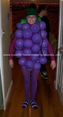 coolest grapes costume - Halloween Tights For Women