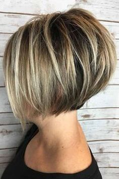 40 Stunning Bob Haircuts, Nowadays Bob haircut ideas do not go out of tre. - - 40 Stunning Bob Haircuts, Nowadays Bob haircut ideas do not go out of trends. Explore photos of the sexiest, classiest, and coolest bobs today. Popular Short Hairstyles, Wavy Bob Hairstyles, Short Bob Haircuts, Hairstyles Pictures, Undercut Hairstyles, 1920s Hairstyles, Hairstyle Photos, Fancy Hairstyles, Short Hair Cuts