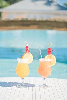 Bahama Mama Frozen Cocktails