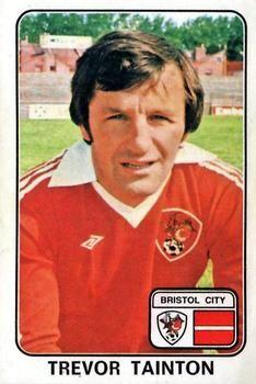 Trevor Tainton of Bristol City in Football Squads, Football Cards, Bristol City Fc, Trading Card Database, Polo Ralph Lauren, Mens Tops, 1970s, Fan, Stickers