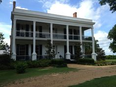 Loyd Hall Plantation, Cheneyville, LA The original owner of this plantation was hanged by the Union for his spy activities, He is just one of the reported ghosts on this property.