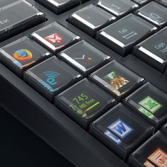 18 of the coolest keyboards ever made - Blog of Francesco Mugnai