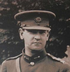 """Michael Collins: Irish revolutionary leader of """"Sinn Fe'in"""", Collins is famous for his leadership of the republican military campaign against Britain (the war of independence) through the Irish Republican Army (IRA),he was assassinated on the 22nd of August 1922 by anti treaty forces in an ambush in County Cork."""