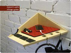 Fahrrad Shelf