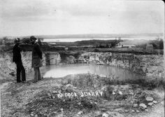 Five Dock Quarry c1888, State Library of NSW
