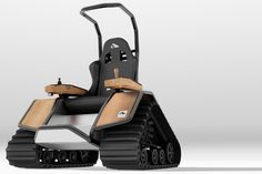 Ziesel Off-Road Mobility Vehicle Toy for the old boy