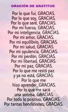 Positive Self Affirmations, Positive Phrases, Positive Quotes, Spanish Inspirational Quotes, Inspirational Prayers, God Prayer, Prayer Quotes, Happy Day Quotes, Life Quotes