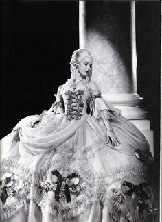 Marie Antoinette 1938, costume by Adrian Adolph Greenberg