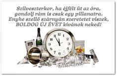 BOLDOG ÚJ ÉVET! Szilveszteri és újévi képeslapok