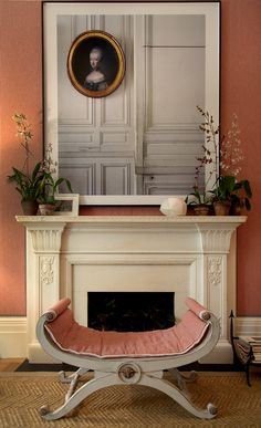 Alessandra Branca, the Italian-born designer brings a European flair to this year's New York Kips Bay Decorator Show House. Her room is a delicate asian-influenced melange which balances old and new, color, pattern, and texture. More interiors at: http://designlifenetwork.com