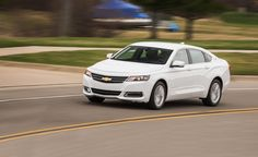 2017 Chevrolet Impala   Review   Car and Driver