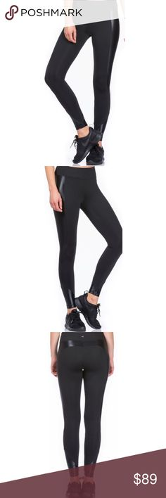 ➡NWT Koral Activewear Curve Crop Legging⬅ With a figure-flattering, high compression fit, these leggings are an instant classic. The sleek side contrast panels create a modern silhouette that looks chic during your workout, and will upgrade your street style long after the sweat session. Some panels show stitches separating, though they're not noticeable. New with tags. 💕Offers welcome. Take 30% off your entire purchase automatically at checkout when you use the bundle feature, or make an…