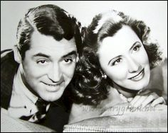 "Cary Grant and Irene Dunne - ""The Awful Truth"" Foto Gallery Thumbnails"