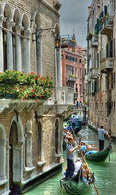 I can not wait to visit Venice this summer. Another city to mark off my bucket list.