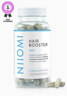 Niiomi - Hair Growth Vitamin - The perfect hair growth vitamin
