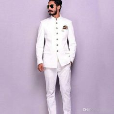 Italian Stand Collor White Men Suits 2019 Slim Fit Terno Masculino Jacket+PantsGroom Wedding Tuxedos For Men Blazers Costume Homme Men Suits for Weding Groom Wedding Tuxedo Costome Homme Terno Masulino Online with $119.77/Piece on Realsuits's Store | DHgate.com