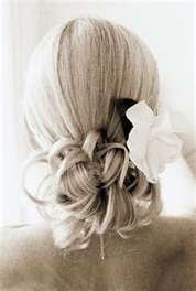 my hair would never do this, but i would like it to for my wedding