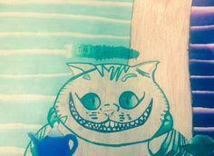 Cheshire (desenho no papel!)