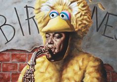 Pop Culture Paintings by Camargo Valentino | Inspiration Grid | Design Inspiration