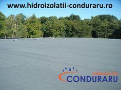 Hidroizolatii Conduraru, o firma care acopera toate nevoile in acest domeniu