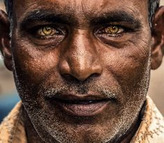 The Eyes Photo by SUBAL SORAL -- National Geographic Your Shot