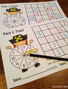 Talk like a Pirate Day - free printable game worksheets