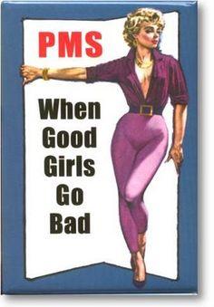 When good girls go bad!