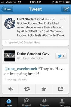 BOOM! This is why i'm a Duke fan!