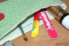 Made by Mrs Jones x: Saturday Morning Make: a make-up bag for me!