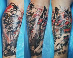 nightlife tattoo