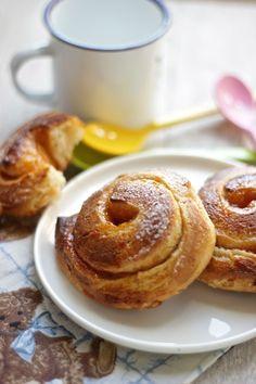 Chioccioline alla confettura di albicocche, una dolce e facile merenda che mette tutti d'accordo! | Tempodicottura.it
