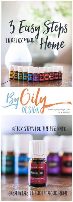 Work on improving the overall health and wellbeing of your family with these essential oils! What you need to know about detoxing your home with essential oils. Purify the air in your home with these diffuser blends. How to improve the overall health and wellbeing in your home with cleaner air thanks to essential oils from Young Living. Great tips for beginners getting started with oils. #EssentialOils #BeginnerGuideToOils