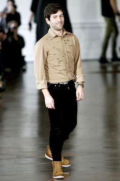 Alexis Mabille - Autumn/Winter 2011-12 Menswear - Paris (Vogue.co.uk)