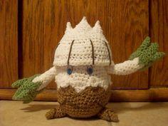Ravelry: Snover Pokemon pattern by Katherine Homer