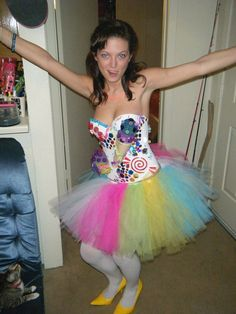 Katy Perry costume from California Gurls