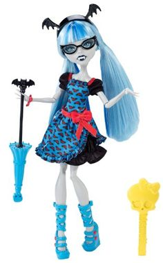Monster High Freaky Fusion Ghoulia Yelps Doll Mattel http://www.amazon.com/dp/B00IVLIOA8/ref=cm_sw_r_pi_dp_smjOtb1BB7MKXTZB