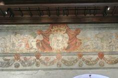 Castello Pandone. Sala dei Conti (Venafro)