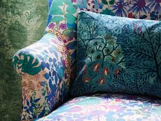 We are excited to announce Radford will become the sole Australian Distributor of Iconic London brand Liberty Art Fabrics - Interiors.