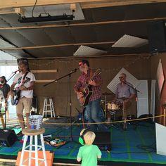 Doug Cote and friends 7/3/15