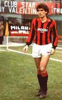 Mauro Tassotti - at Milan from 1980 - 1997