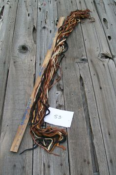 Leather laces Craft leather laces by thunderroseleather on Etsy, $15.00