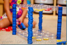 Connect Four Launchers {40 months}