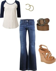 """Blue"" by anakari on Polyvore"