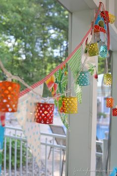 DIY Fun Colorful Decor Projects to Find Summer At Home