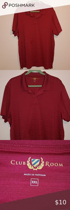 Men/'s Polo Ralph Lauren Long Sleeve Big Pony Burgundy 100/% Cotton Shirt XXL.