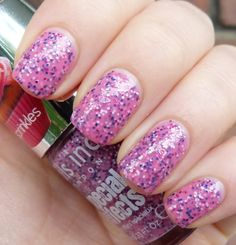 Swatch: Nails Inc. - Topping Lane (Sprinkles Collection)
