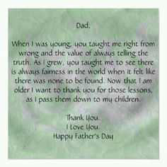 Best Dad Quotes From Daughter Bad Father Quotes, Happy Fathers Day Poems, Best Dad Quotes, Dad Quotes From Daughter, Father Poems, Fathers Day Poster, Amazing Quotes, Friends Who Are Family, Dear Dad