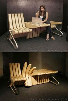 We can get behind this multi-functional design.