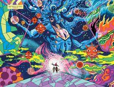 Galicia Comic: 18 Days 11 - La alianza de Krishna